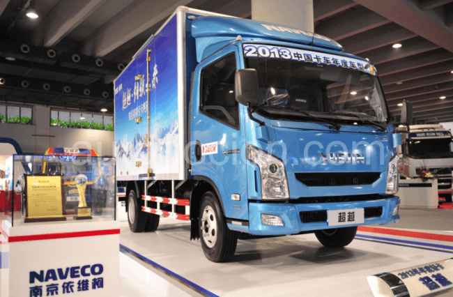 Iveco, Truck of the year en China y Brasil