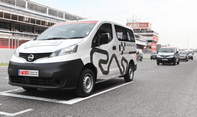 Circuit de Catalunya y Nissan firman un acuerdo de colaboración