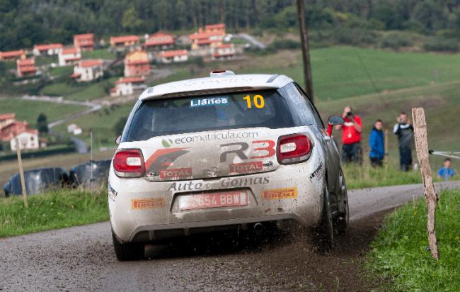 Campeonato de España de Rallys: Villa de Llanes