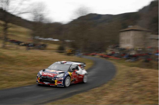 El WRC abandona la tierra y vuelve al asfalto