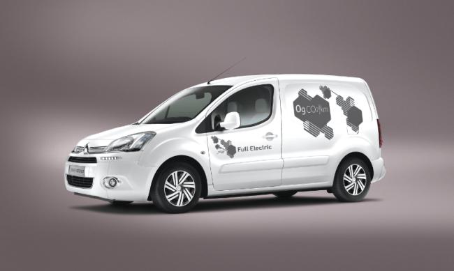 El Citroën Berlingo Eléctrico será 100% made in Spain