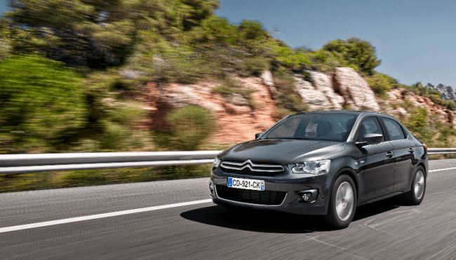 Made in Vigo: Citroën C-Elysée