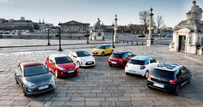 El impacto de la línea DS de Citroën