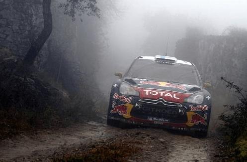 Citroën no apelará tras la exclusión del DS3 WRC nº2 en Portugal