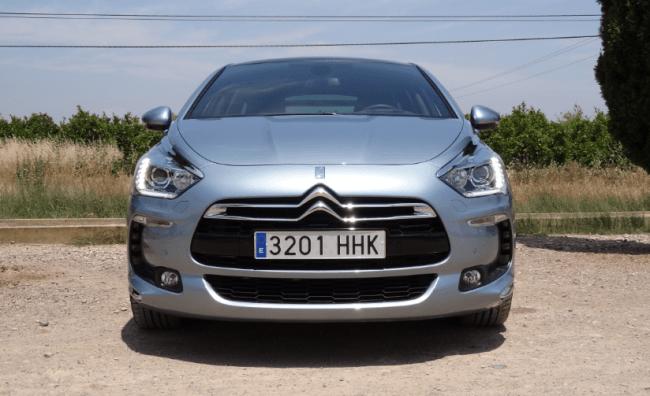 El orgullo de la Creátive Technologie: Citroën DS5 (Parte I)