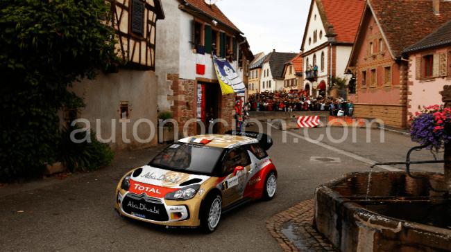 Citroën: Presentación del programa deportivo 2013
