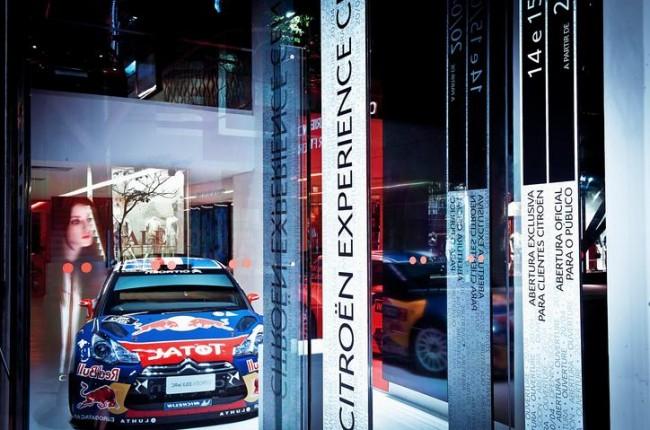 Citroën abre su nuevo escaparate en Brasil
