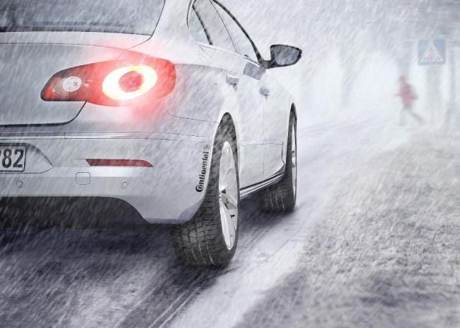 Continental gana el premio al mejor neumático de invierno