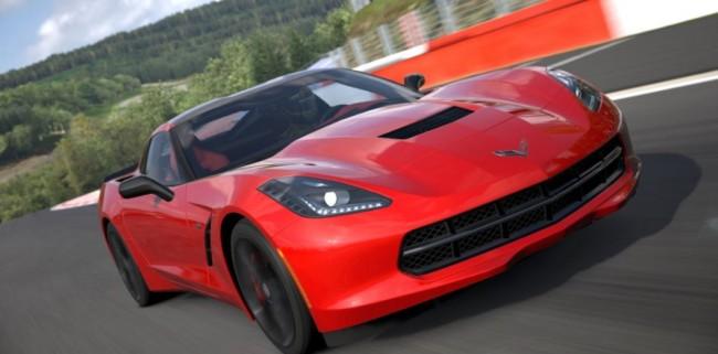Descárgate gratis el Corvette Stingray 2014 en tu GT5: ¡Sólo hoy!