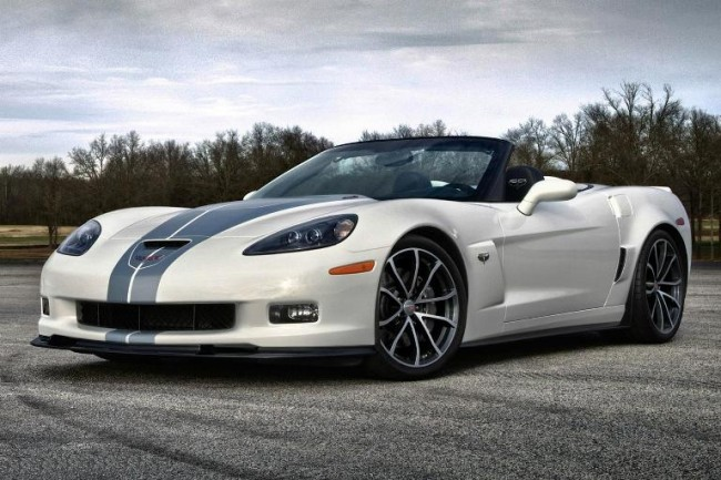 Chevrolet Corvette 427 Collector Edition