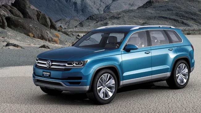 Volkswagen nos muestra su Diésel Híbrido Enchufable: CrossBlue