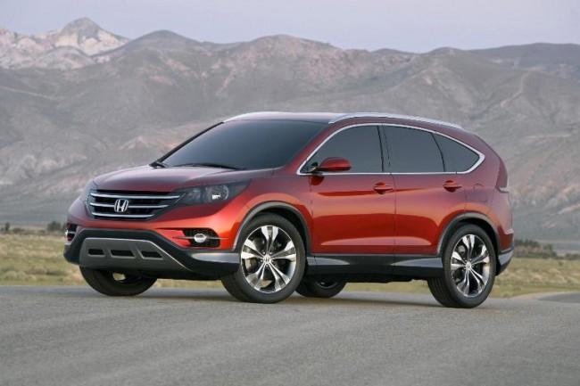 Así será el próximo Honda CR-V