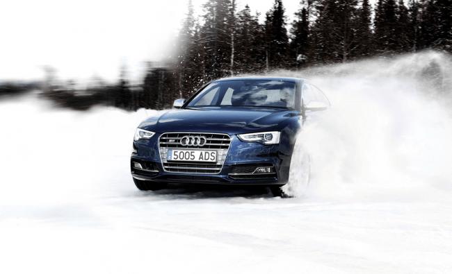 Audi ofrece cursos de conducción y seguridad en la nieve