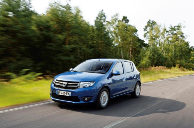 Nuevos Dacia Sandero, Sandero Stepway y Logan