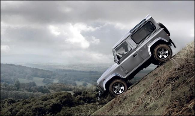 El Land Rover Defender se pone al día