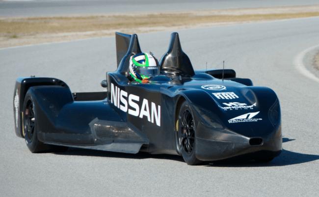 Nissan nos presenta el Delta Wing para Le Mans
