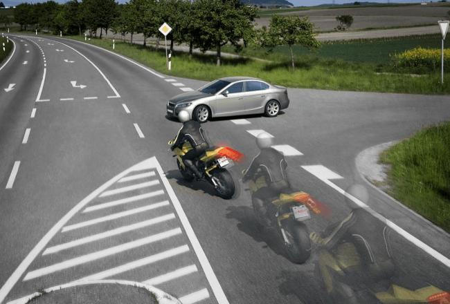 La siniestralidad de la moto desciende por quinto año consecutivo