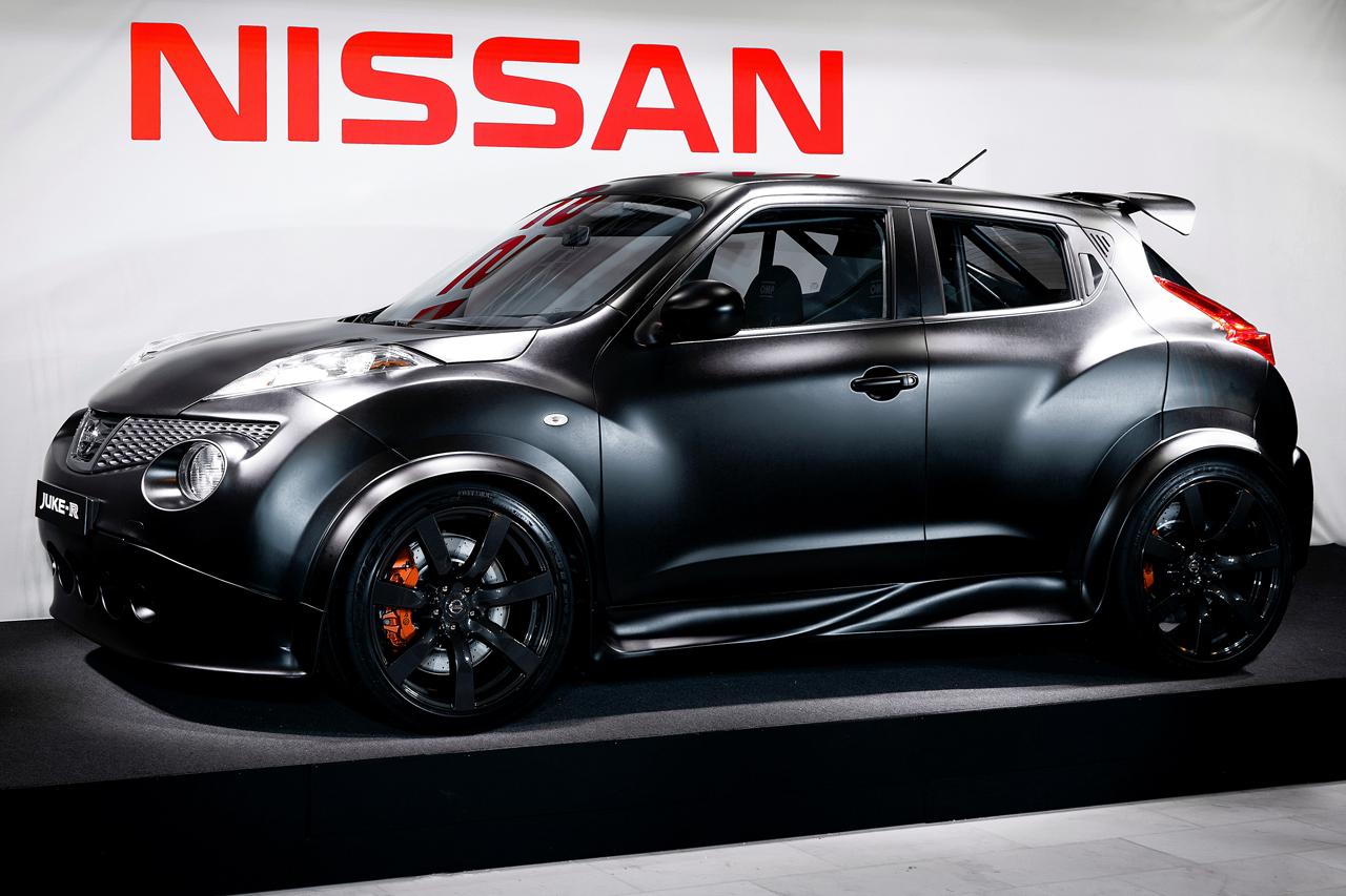Más imágenes del nuevo Nissan Juke-R