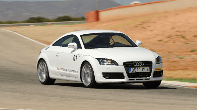 Arranca la temporada de Asfalto de Audi Driving Experience