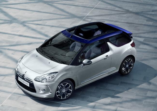 Citroën DS3 cabrio: una vuelta a la tuerca del estilo