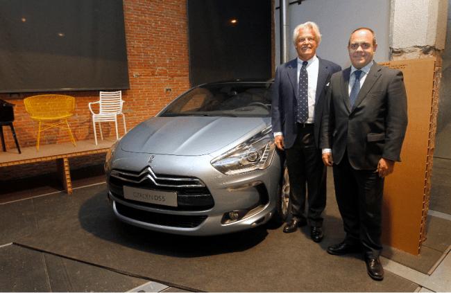 Citroën DS5 y DS23 juntos otra vez