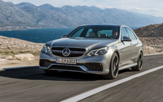 Mercedes-Benz nos muestra todo del E63 AMG