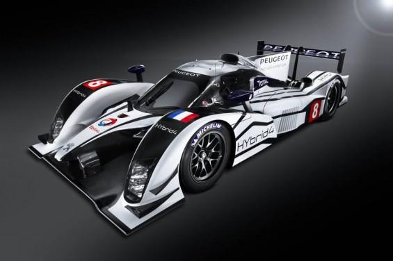 Peugeot también pone la carne en el asador en las 24h de Le Mans