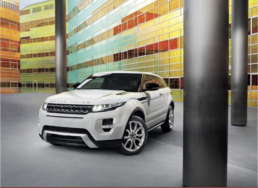 Land Rover no consigue ofertar los suficientes Evoques