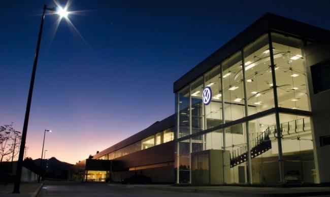 El Grupo Volkswagen inaugura su fábrica número 100