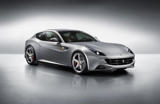Bioetanol para el Ferrari FF