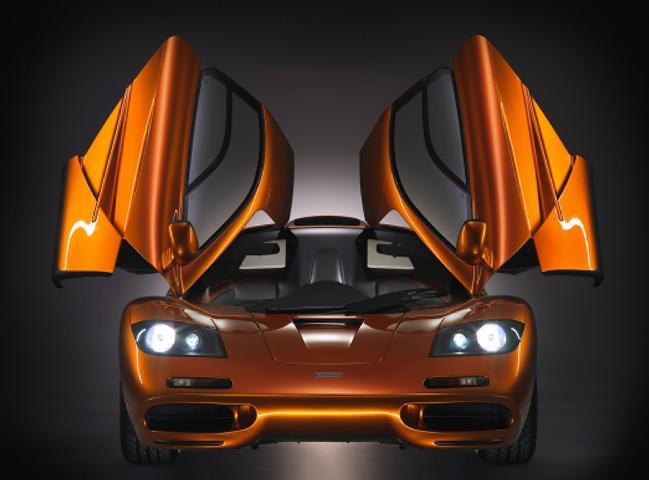 Coches de leyenda: McLaren F1
