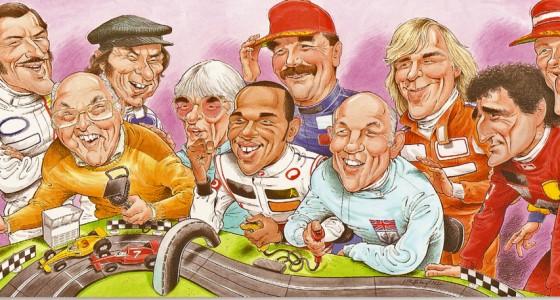 ¿Qué coches conducen en su día a día las estrellas de la F1?