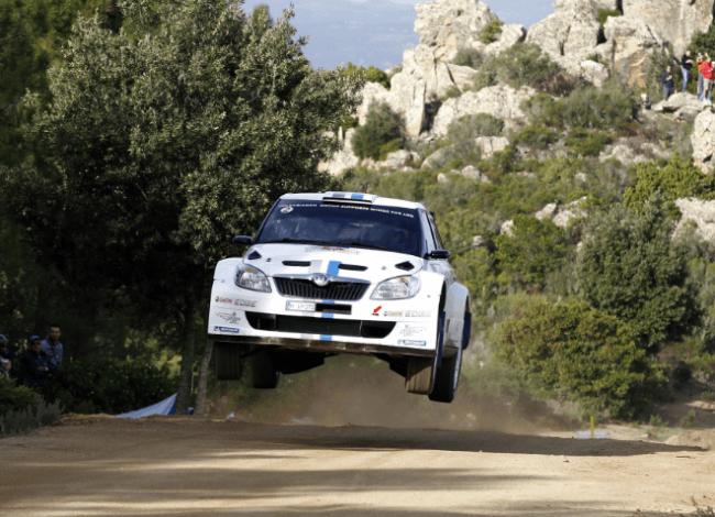 Volkswagen viaja al Rally de España
