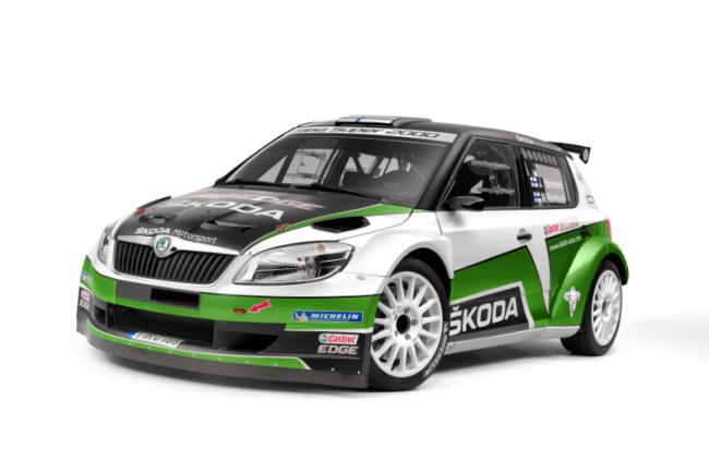Skoda Motorsport continuará con el proyecto Fabia Super 2000 en el año 2012