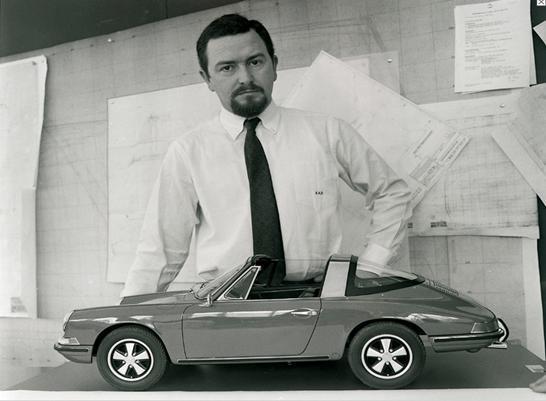 Fallece Ferdinand Alexander Porsche