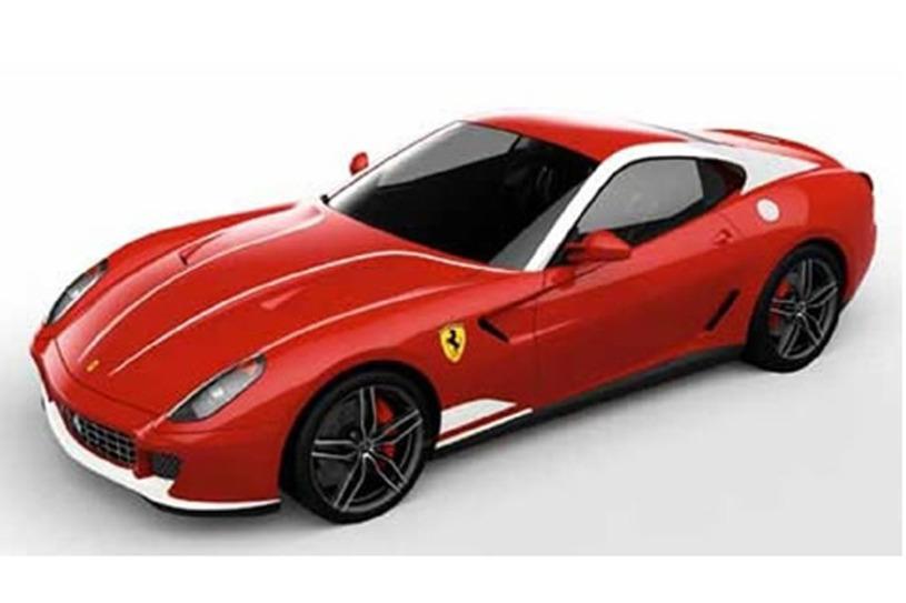 Nueva edición especial en Maranello, llega el Ferrari 599GTB 60F1