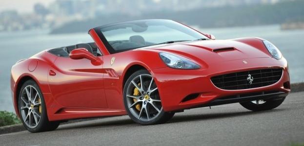 Llamada a revisión del Ferrari 458 Italia y California