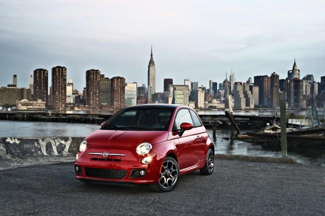 Nuevo Fiat 500 Serie 1 ya en los concesionarios