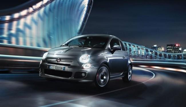 Fiat inicia la comercialización del 500S