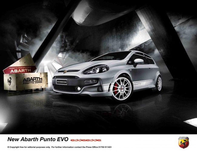 Kit esseesse para el Abarth Punto EVO