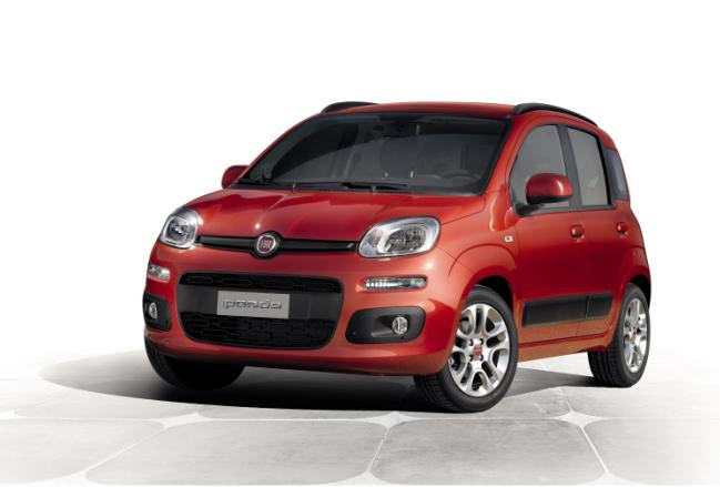 La nueva cara del nuevo Fiat Panda