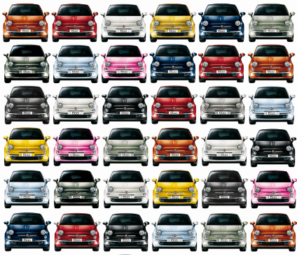 Fiat 500 supera el millón de unidades producidas