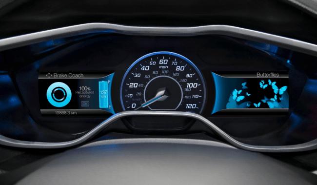 Ford Focus Eléctrico Premia la Conducción Eficiente