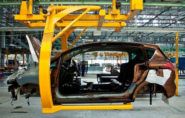 Ford Comienza la Producción del B-MAX en su Nueva Planta en Rumanía
