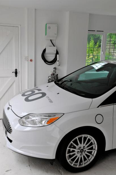Ford y Schneider Electric juntos para ofrecer una solución para la carga de eléctricos