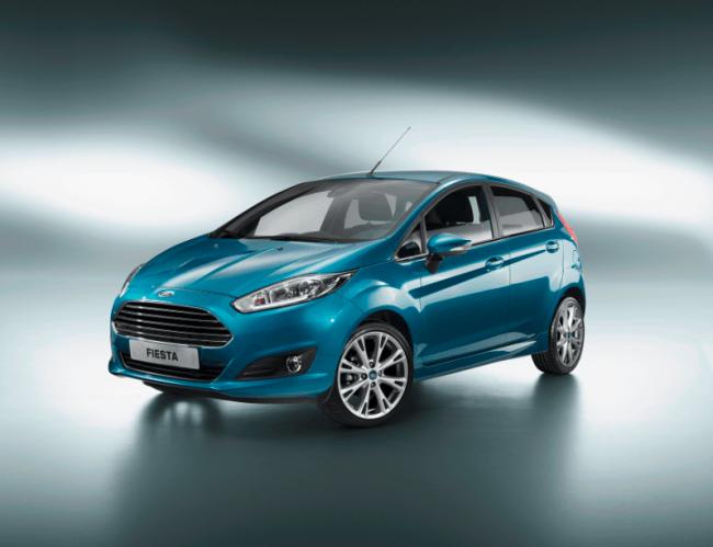 Ford presenta el Nuevo Fiesta con Motor EcoBoost 1.0, SYNC y MyKey