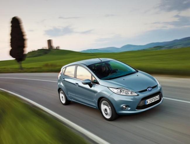 En Europa triunfa el Ford Fiesta