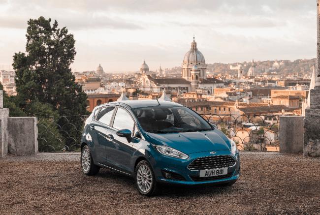 La nueva gama de motores del Ford Fiesta presume de bajas emisiones