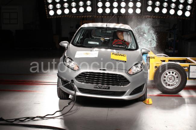 Ford Líder en Seguridad con 6 Premios Euro NCAP Advanced y 5 estrellas para los nuevos Kuga y Fiesta