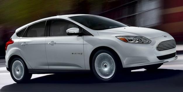 El Ford Focus eléctrico parte hacia los concesionarios americanos